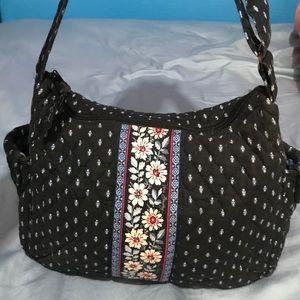 Vera Bradley Alpine Black purse